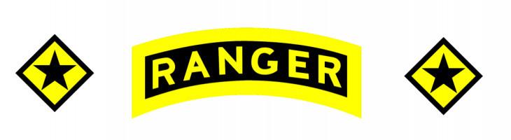 Кілька слів про нашивку Ranger